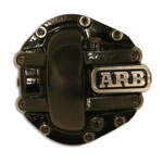 ARB Bronco Differential Cover for use with Dana 44 Black