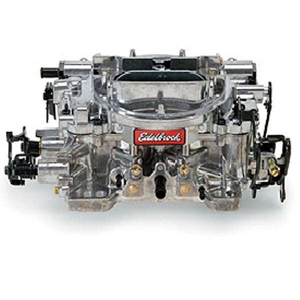 Edelbrock Thunder Series AVS Off-Road Carburetor 650CFM Manual Choke