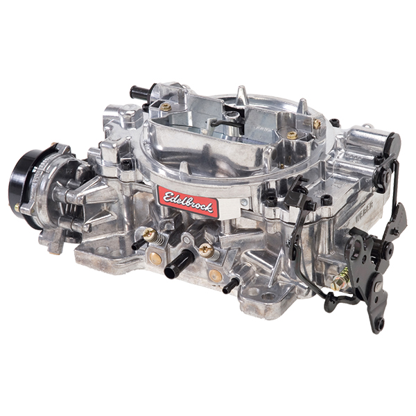 Edelbrock Thunder Series AVS Off-Road Carburetor 650CFM Electric Choke