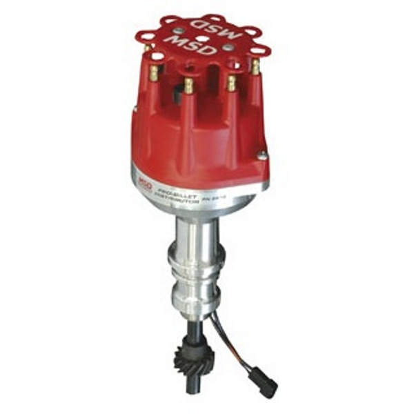 MSD 8579 Pro-Billet Distributor 289-302 must be used with MSD Ignition Control 6612