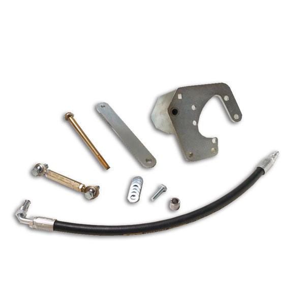 Saginaw/Delphi Steering Pump Bracket Set