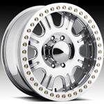 Raceline Forged Monster Beadlock Wheel w/ Aluminum Ring