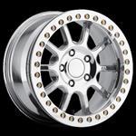Raceline Liberator Beadlock Wheel w/ Steel Outer Ring