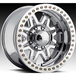 Raceline Renegade Beadlock Wheel w/ Aluminum Outer Ring