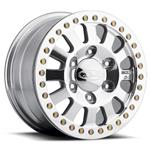 Raceline DC Beadlock Steel Wheel w/ Aluminum Outer Ring