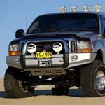ARB Sahara Bar Bumper Ford Super Duty 1999-04