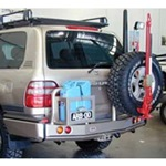 ARB Modular Rear Bumper for Toyota Land Cruiser & Lexus LX450 90-97