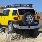 ARB Rear Bar Bumper For Toyota FJ Cruiser 2007-12