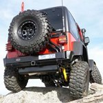 ARB Rear Bar Bumper For Jeep Wrangler TJ 1997-06