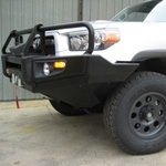 ARB Deluxe Bar Bumper Toyota 4Runner 2010-current