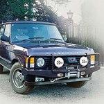 ARB Deluxe Bar Bumper Land Rover Range Rover Classic 1987-94