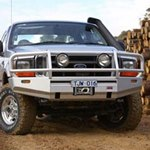 ARB Deluxe Bar Bumper Ford Super Duty 1999-04