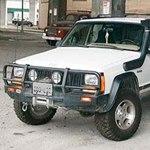 ARB Deluxe Bar Bumper Jeep Cherokee XJ 1984-96