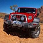 ARB Deluxe Bar Bumper Jeep Wrangler JK 2007-12