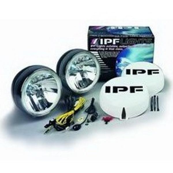 IPF Large Fog Light Kit To Fit Various ARB Bumpers - WILD HORSES Off ...