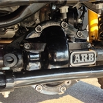 ARB Differential Cover For Dana 30 Black
