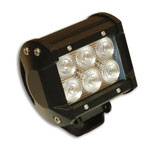 NITE CRAWLER LED Light Bar 4in Spot