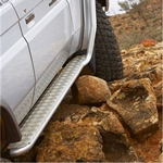 ARB Side Rails with Steps for Toyota Land Cruiser 78 Series