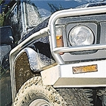 ARB Side Rails with Steps For Nissan Patrol GQ LWB
