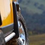 ARB Rock Sliders For Toyota FJ Cruiser 2007-12