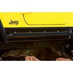 ARB Rock Sliders With Steps For Jeep TJ - 2 Door Model