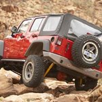 ARB Rock Sliders For Jeep JK 2007-12 - 4 Door Model