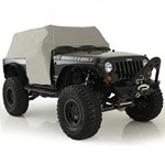 Smittybilt Water-Resistant Cab Cover Spice with Door Flaps 92-06 YJ/TJ/LJ