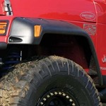 Smittybilt 6in Fender Flare Set 97-06 TJ
