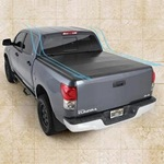 Smittybilt Smart Cover Folding Tonneau for Trucks 07-12 GM Pickup 6.5ft Bed