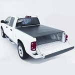 Smittybilt Smart Cover Folding Tonneau for Trucks 09-12 Ram 2500 6.4ft Bed