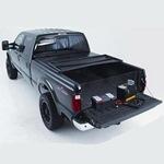 Smittybilt Smart Cover Folding Tonneau for Trucks 99-12 F250/F350 Superduty No-Step