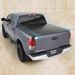 Smittybilt Smart Cover Folding Tonneau for Trucks 05-12 Tacoma 6ft Bed