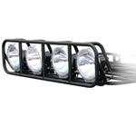 Smittybilt Defender Light Cage Fits 4.5ft Roof Rack