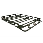 Smittybilt Defender Bolt Together Roof Rack 4.5ft wide X 6.5ft long X 4in sides