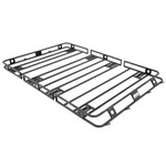 Smittybilt Defender Bolt Together Roof Rack 5ft wide X 7ft long X 4in sides