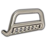 Smittybilt Grille Saver Stainless 99-06 GM 1500 Sub/Tahoe