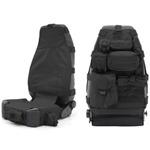 Smittybilt GEAR Seat Cover Front Black 76-12 CJ/YJ/TJ/LJ/JK