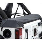 Smittybilt Soft Top Storage Boot Black Diamond 07-12 Wrangler JK 2-Door
