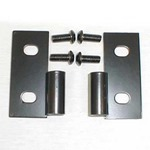 Smittybilt Lower Door Hinge Brackets 76-06 CJ & Wrangler