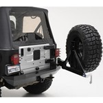 Smittybilt XRC Rear Swing Away Tire Carrier 87-06 Jeep Wrangler