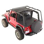 Smittybilt SRC Roof Rack 04-06 Unlimited