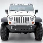Smittybilt SRC Classic Front Bumper 07-12 Wrangler JK 2/4-Door
