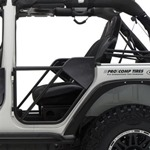 Smittybilt SRC Tubular Doors Rear PAIR 07-12 Wrangler JK 2/4-Door