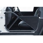 Smittybilt SRC Tubular Doors Black Textured 97-06 Wrangler