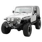 Smittybilt XRC Front Rock Crawler Winch Bumper 97-06 TJ Wrangler