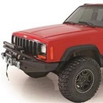 Smittybilt XRC Front Bumper 84-01 Jeep Cherokee XJ w/ Winch Plate