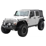 Smittybilt XRC Fender Flare Kit 4pc 07-12 Wrangler JK 2/4-Door