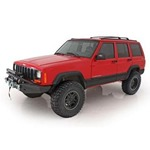 Smittybilt XRC Rock Sliders 84-01 Jeep XJ 2/4 Door