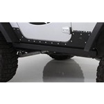 Smittybilt XRC Body Cladding 07-13 Wrangler JK 2-Door