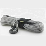 Smittybilt Synthetic Winch Rope 12k lbs 7/16in X 88 Foot